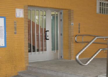 CONSTRUCCIÓN DE COMEDOR INFANTIL Y ELIMINACION DE BARRERAS ARQUITECTONICAS EN EL COLEGIO ARTEAGABEITIA EN BARAKALDO (VIZCAYA)