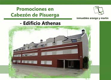 PROMOCIÓN EDIFICIO ATHENAS CABEZÓN