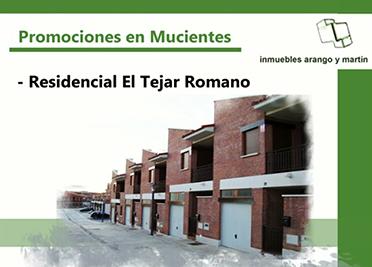 PROMOCIÓN RESIDENCIAL EL TEJAR ROMANO
